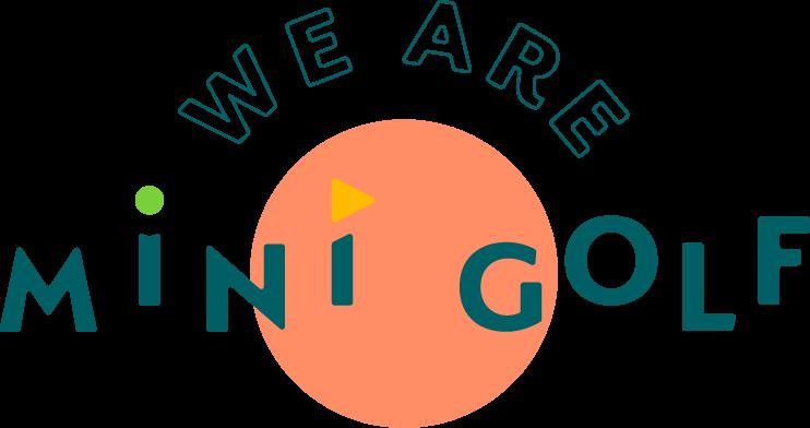We Are Mini Golf - Logo